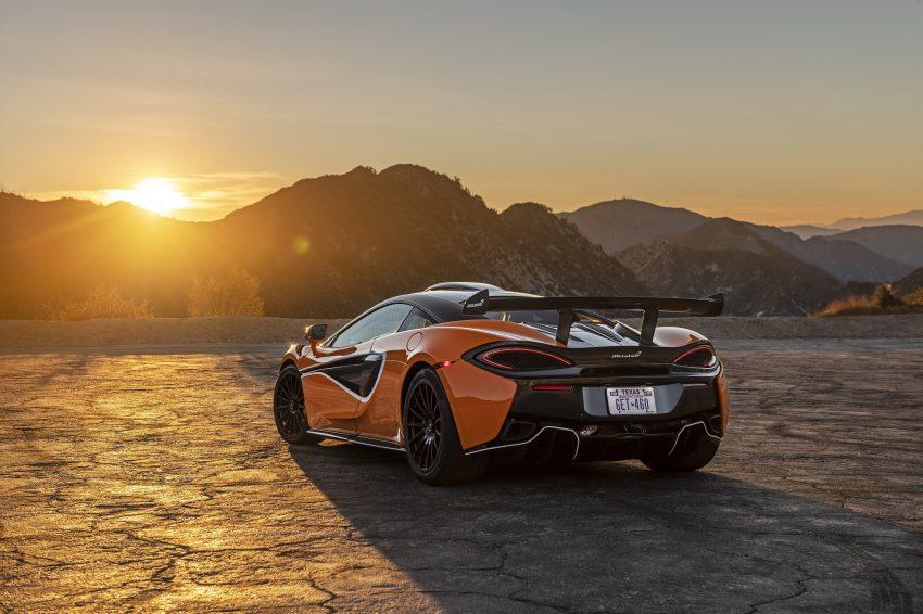 2021 McLaren 620R - Rear Wallpapers 850x566 #8