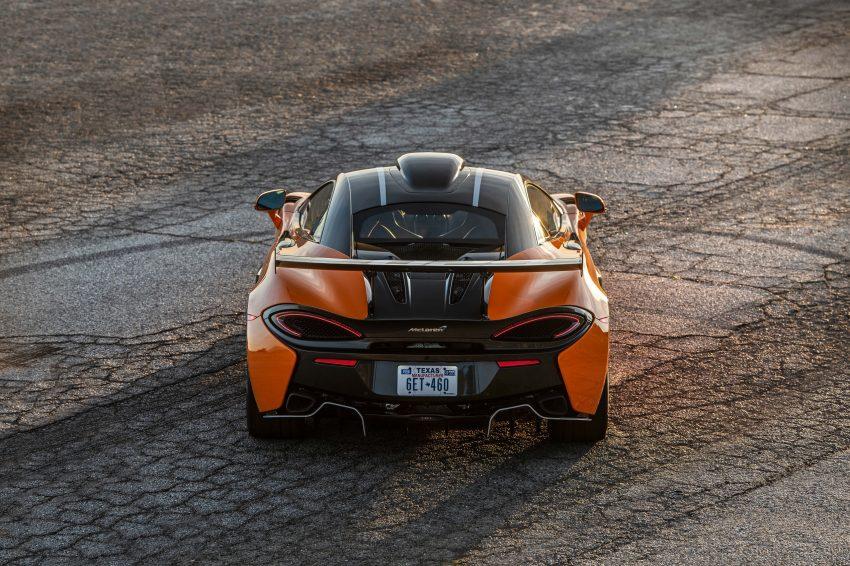 2021 McLaren 620R - Rear Wallpapers 850x566 #13