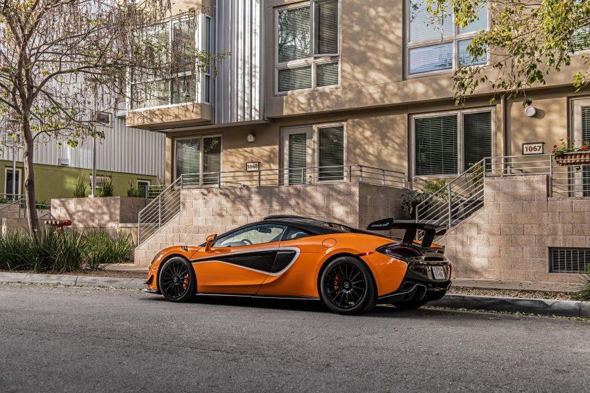 2021 McLaren 620R - Side Wallpapers 850x566 #21