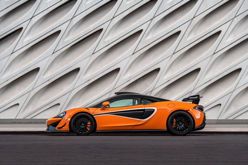2021 McLaren 620R - Side Wallpapers 850x566 #22