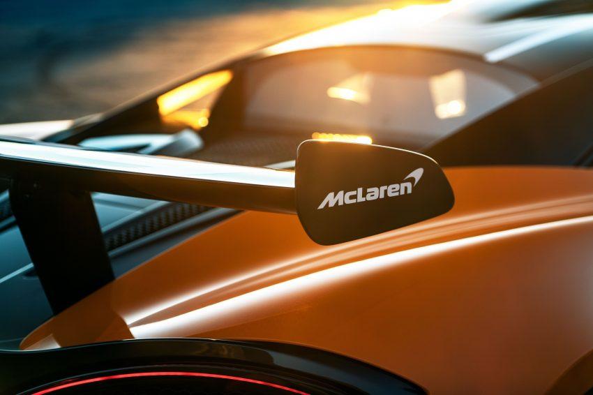 2021 McLaren 620R - Spoiler Wallpapers 850x566 #29
