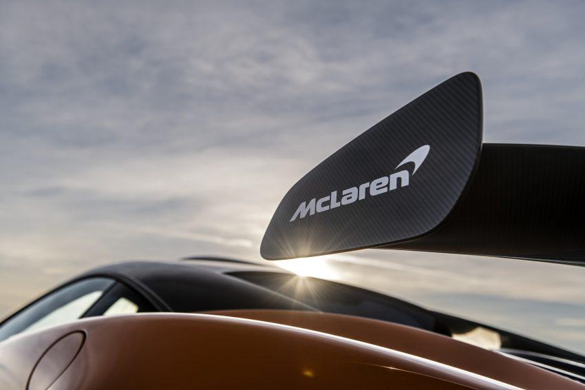 2021 McLaren 620R - Spoiler Wallpapers 850x566 #31