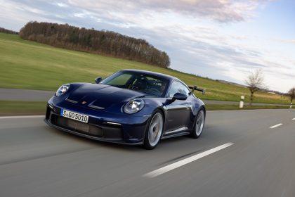 Download 2021 Porsche 911 GT3 MT HD Wallpapers