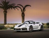 Download 2021 Porsche 911 Turbo Cabriolet [AU-spec] HD Wallpapers