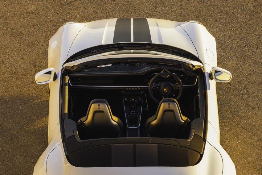 2021 Porsche 911 Turbo Cabriolet [AU-spec] - Interior Wallpapers 850x567 #12