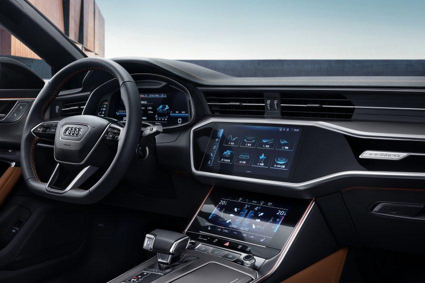 2022 Audi A7L 55 TFSI quattro S line edition one - Interior, Cockpit Wallpapers 850x566 #17