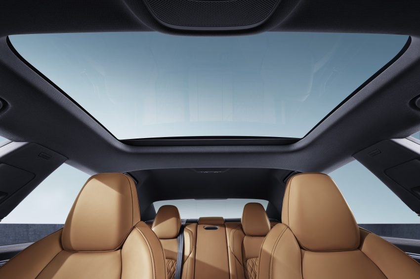 2022 Audi A7L 55 TFSI quattro S line edition one - Panoramic Roof Wallpapers 850x566 #24