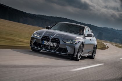 Download 2022 BMW M3 Competition xDrive HD Wallpapers