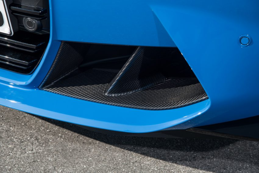 2022 BMW M4 Competition xDrive - Detail Wallpapers 850x566 #36