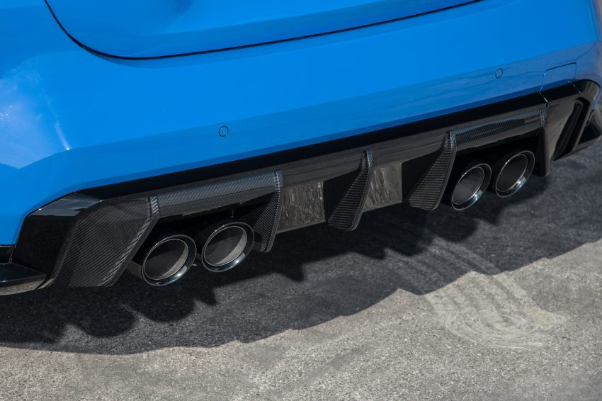 2022 BMW M4 Competition xDrive - Exhaust Wallpapers 850x566 #35