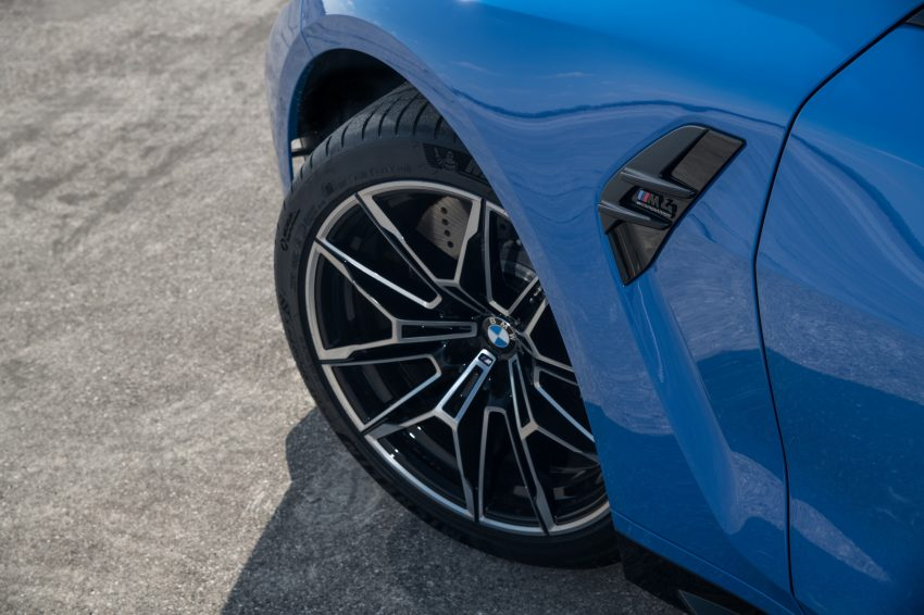 2022 BMW M4 Competition xDrive - Wheel Wallpapers 850x566 #31