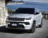 Download 2022 Jeep Compass S 4xe HD Wallpapers