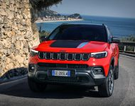 Download 2022 Jeep Compass Trailhawk 4xe HD Wallpapers