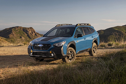 Download 2022 Subaru Outback Wilderness HD Wallpapers