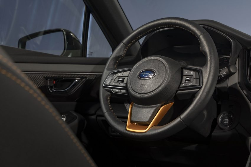 2022 Subaru Outback Wilderness - Interior, Steering Wheel Wallpapers 850x567 #57