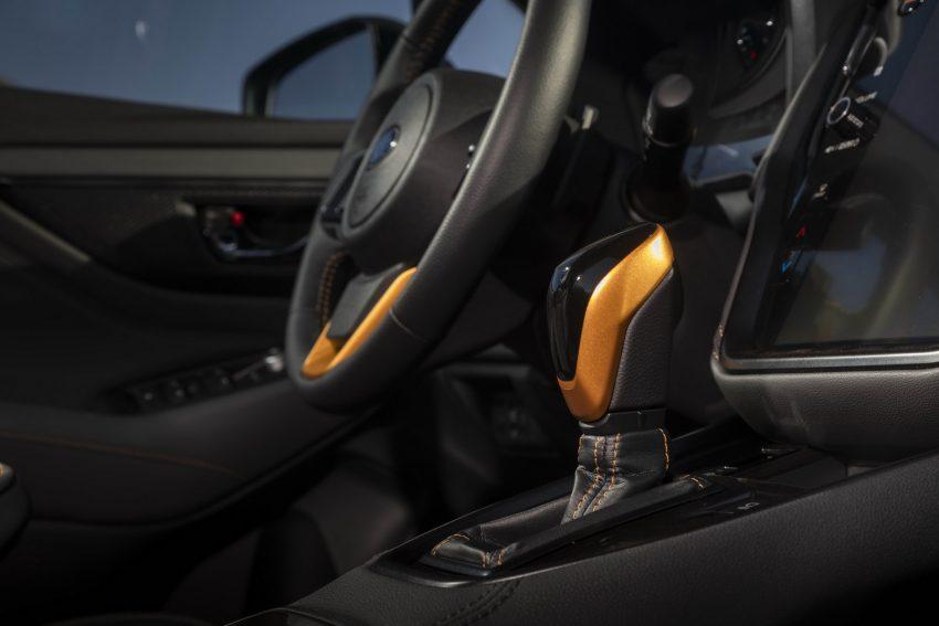 2022 Subaru Outback Wilderness - Interior, Steering Wheel Wallpapers 850x567 #58