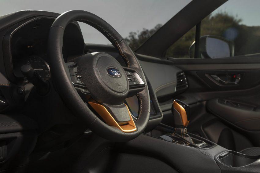 2022 Subaru Outback Wilderness - Interior, Steering Wheel Wallpapers 850x567 #59