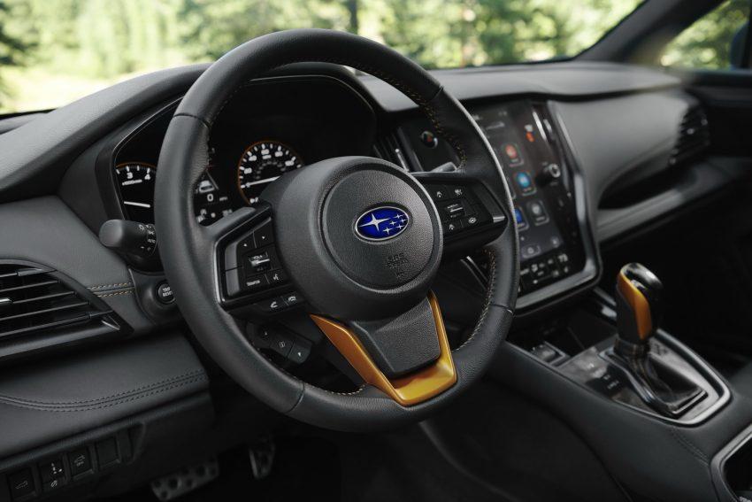 2022 Subaru Outback Wilderness - Interior, Steering Wheel Wallpapers 850x567 #60