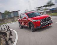 Download 2022 Toyota Corolla Cross HD Wallpapers