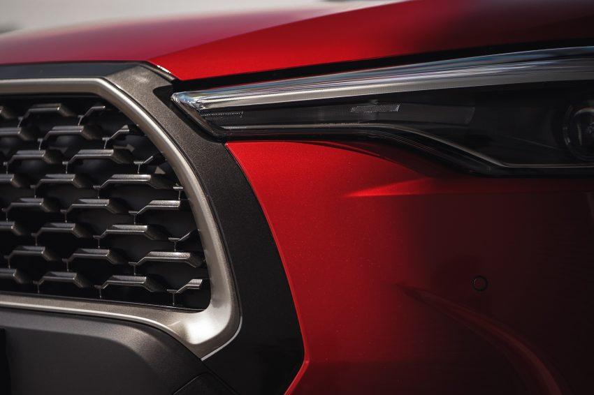 2022 Toyota Corolla Cross [MY-spec] - Grill Wallpapers 850x566 #15