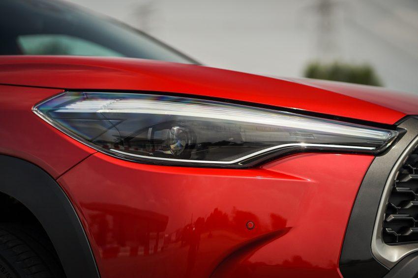 2022 Toyota Corolla Cross [MY-spec] - Headlight Wallpapers 850x566 #18