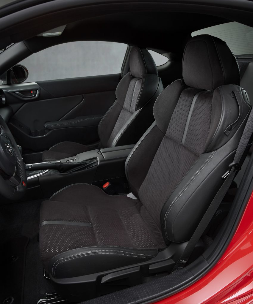 2022 Toyota GR 86 [EU-spec] - Interior, Seats Phone Wallpapers 850x1024 #36