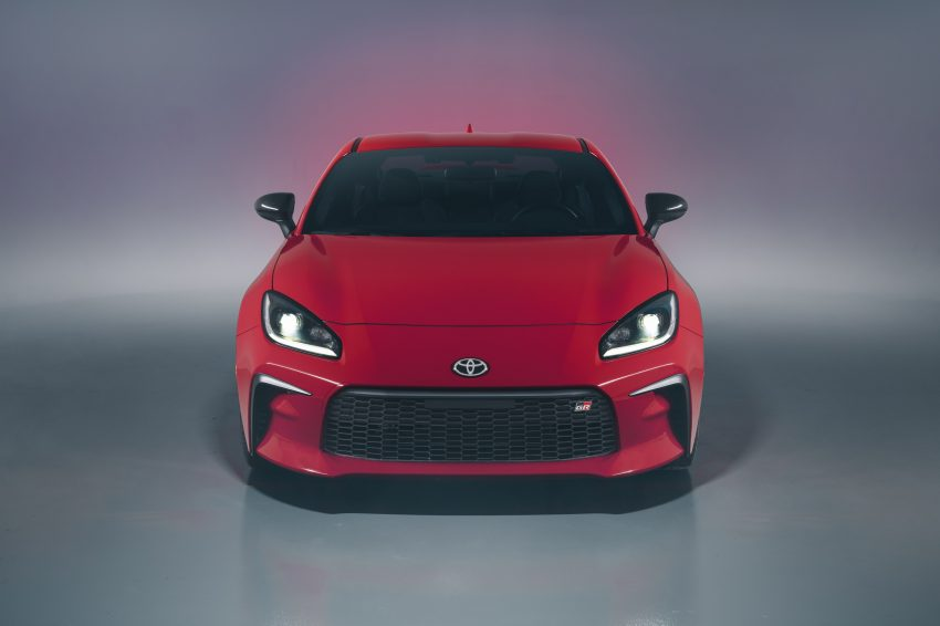 2022 Toyota GR 86 - Front Wallpapers 850x566 #6