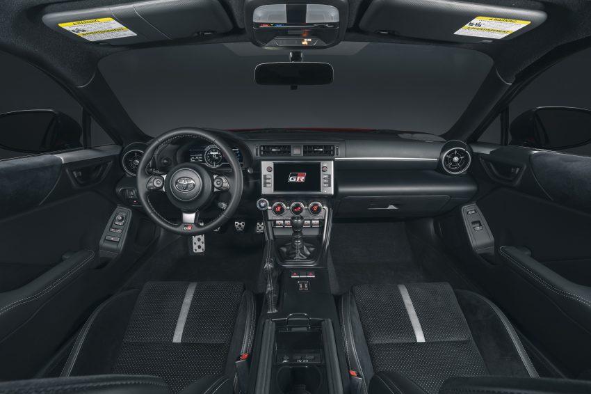 2022 Toyota GR 86 - Interior, Cockpit Wallpapers 850x566 #14