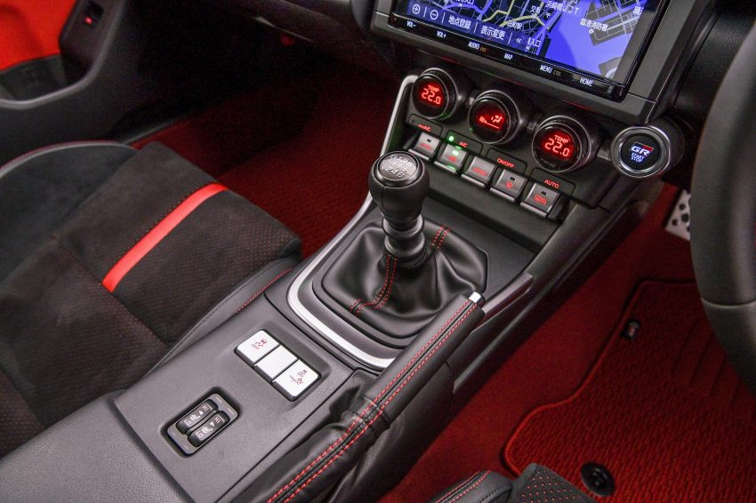 2022 Toyota GR 86 [JP-spec] - Central Console Wallpapers 850x566 #37