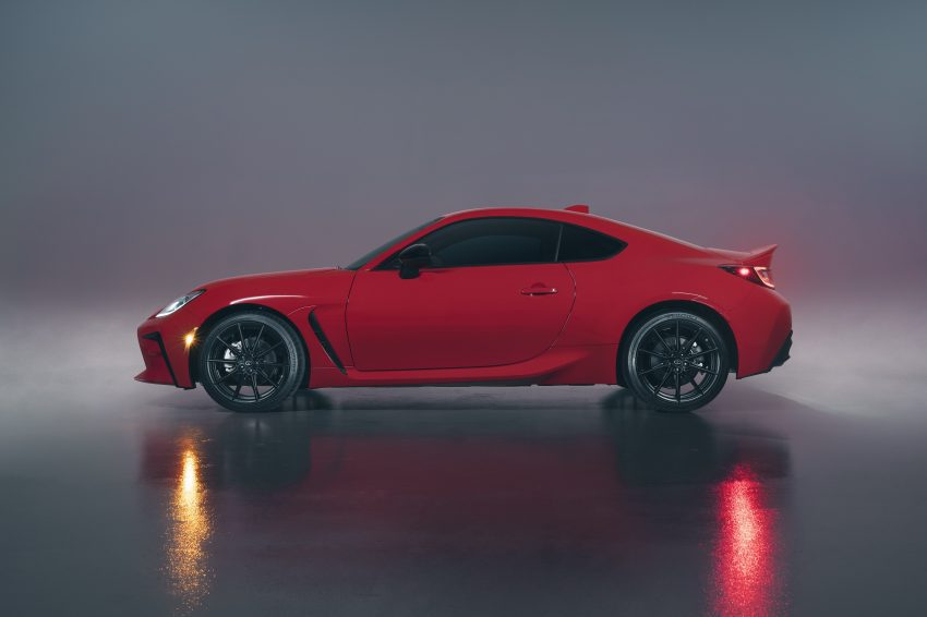 2022 Toyota GR 86 - Side Wallpapers 850x566 #9