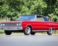 Download 1967 Dodge Coronet R/T Convertible HD Wallpapers