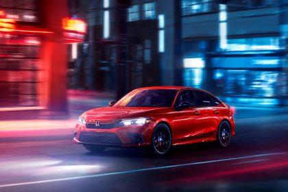 Download 2022 Honda Civic Sedan Sport HD Wallpapers