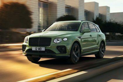 Download 2021 Bentley Bentayga HD Wallpapers