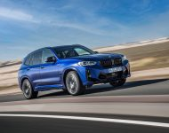 Download 2022 BMW X3 M Competition HD Wallpapers