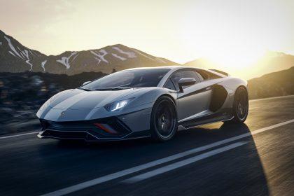 Download 2022 Lamborghini Aventador LP 780-4 Ultimae HD Wallpapers