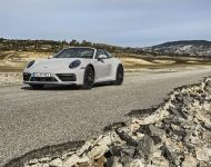 Download 2022 Porsche 911 Targa 4 GTS HD Wallpapers