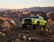 Download 2022 Toyota Tacoma TRD Pro HD Wallpapers