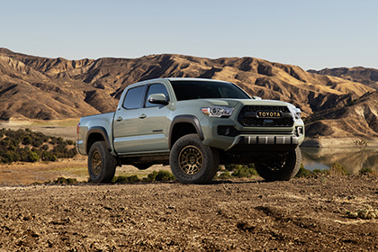 Download 2022 Toyota Tacoma Trail Edition 4×4 HD Wallpapers