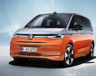 Download 2022 Volkswagen Multivan HD Wallpapers
