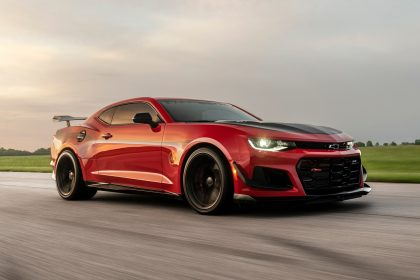 Download 2021 Hennessey Exorcist Chevrolet Camaro ZL1 HD Wallpapers