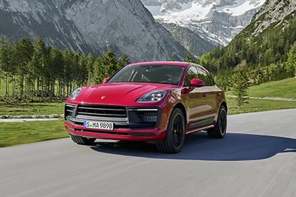 Download 2022 Porsche Macan GTS HD Wallpapers