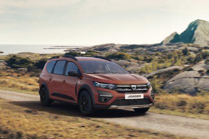 Download 2022 Dacia Jogger HD Wallpapers