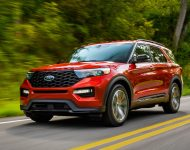 Download 2022 Ford Explorer ST-Line HD Wallpapers