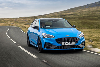 Download 2022 Ford Focus ST Edition HD Wallpapers