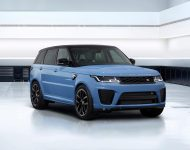 Download 2022 Range Rover Sport SVR Ultimate Edition HD Wallpapers