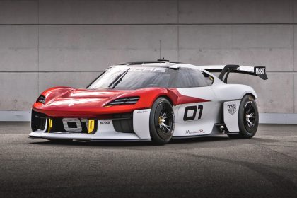 Download 2021 Porsche Mission R Concept HD Wallpapers