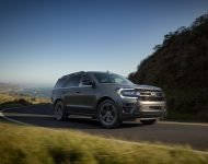 Download 2022 Ford Expedition Stealth Edition Performance Package HD Wallpapers