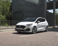 Download 2022 Ford Fiesta ST Line HD Wallpapers
