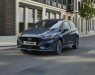 Download 2022 Ford Fiesta Van HD Wallpapers