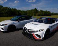 Download 2022 NASCAR Next Gen Toyota Camry TRD HD Wallpapers